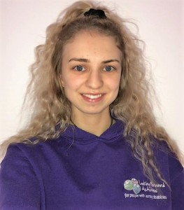 Sophie completed her Apprenticeship with us and is now a full time team member
