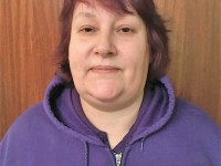 Julie helps and supports our members to take part in activites.  She's also our Makaton whizz!