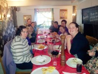 dining out learning disabilities groups