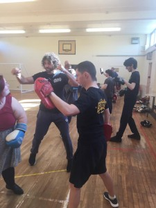 kickboxing photo