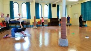 Exercise - Congleton