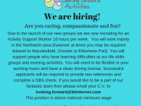 We are hiring! original